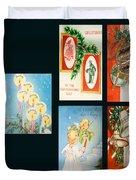 Christmas College 2 Duvet Cover