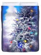 Christmas Dreams Duvet Cover