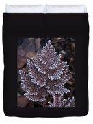 Christmas Frosty Pattern Duvet Cover