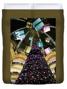 Christmas In Paris 2010 - #1 Duvet Cover