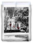 Christmas Jackson Square Duvet Cover