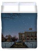 Christmas Lights Series #2 Duvet Cover