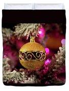 Christmas Ornament 1 Duvet Cover