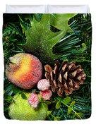 Christmas Ornaments II Duvet Cover