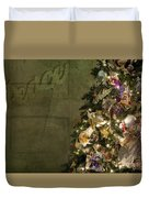 Christmas Peace Duvet Cover