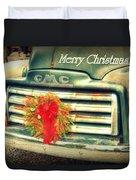 Christmas Pick Me Up II Duvet Cover