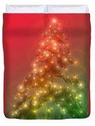 Christmas Radiance Duvet Cover