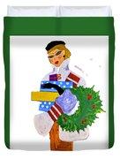 Christmas Shopping - Shop On-line Duvet Cover