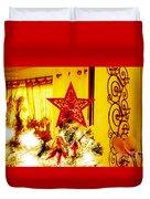 Christmas Star Duvet Cover
