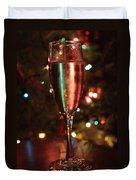 Christmas Toast Duvet Cover