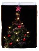 Christmas Tree 2 Duvet Cover