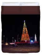 Christmas Tree San Salvador 6 Duvet Cover