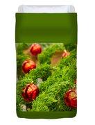 Christmas Trees Duvet Cover