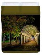 Christopher Columbus Park 3765 Duvet Cover