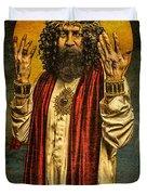 Christus Resurrexit Duvet Cover