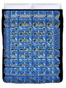 Chrome Door Duvet Cover