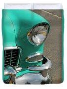 Chrome Duvet Cover
