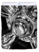 Chrome Wheel Duvet Cover