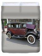 Chrysler 1926 Duvet Cover