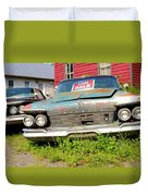 Chrysler Imperials Duvet Cover