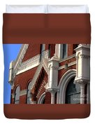 Church Architecture Duvet Cover