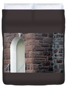 Church At Cuervo - New Mexico Duvet Cover