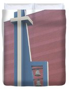 Church Bells Duvet Cover