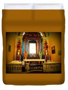 Church Colors Duvet Cover