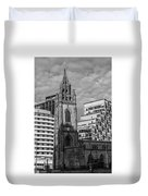 Church Of Our Lady And Saint Nicholas Liverpool Duvet Cover