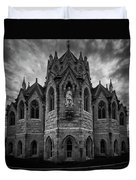 Church Of Our Lady Duvet Cover