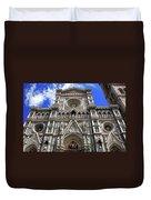 Church Of Santa Croce  Duvet Cover