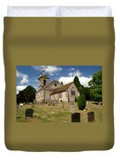 Church Of St. Lawrence West Wycombe 3 Duvet Cover