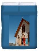 Church Prayers St Pauls Duvet Cover