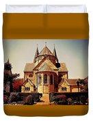 Church To Worship The Living God Catus 1 No. 1 H B Duvet Cover