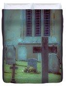 Church Yard Duvet Cover