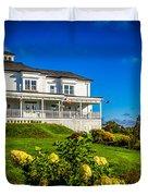 Churchill Mansion Inn Duvet Cover