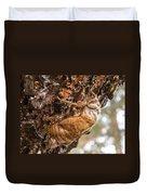 Cicada Exoskeleton Side Duvet Cover