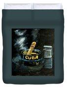 Cigar Duvet Cover
