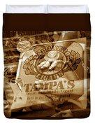 Cigars 7 Duvet Cover
