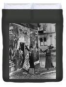 Cincinnati: Suffragettes Duvet Cover