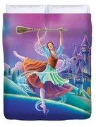 Cinderella Duvet Cover by Anne Wertheim