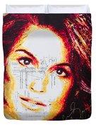 Cindy Crawford Duvet Cover
