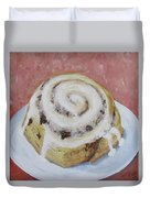 Cinnamon Roll Duvet Cover