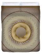 Circular Abastract Art 5 Duvet Cover