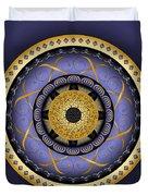 Circularium No. 2555 Duvet Cover
