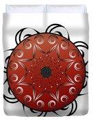Circularium No. 2556 Duvet Cover