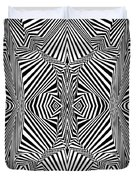 Circus Stripes Duvet Cover