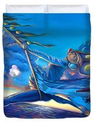 Cirque Du Sole Duvet Cover