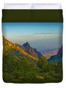Chiscos Mountain Park Duvet Cover