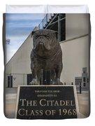 Citadel Bulldog Duvet Cover